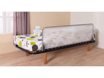 Zábrana na postel Extra Large Grey 3