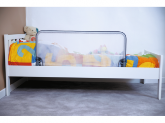 Zábrana na postel Standard Grey 3