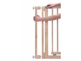 Rozšíření zábrany Easy Close 8 cm Wood Natural 3