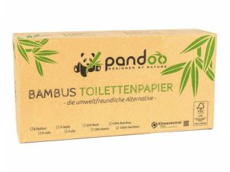 Bambusový toaletní papír 3vrstvý 8 ks