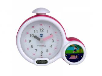 Tréninkový budík CLOCK, pink