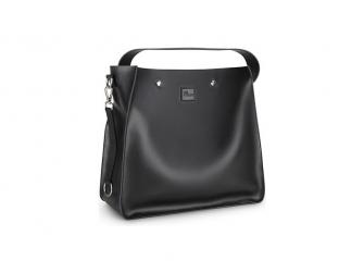 Přebalovací taška The Leather Frenzy Bag