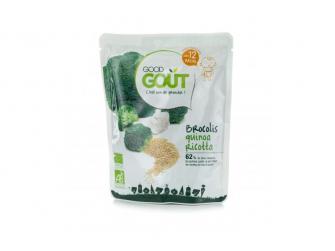 Kapsička BIO Quinoa s brokolicí a ricottou 220 g