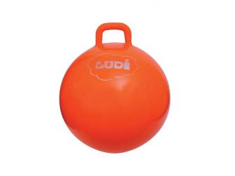 Skákací míč 55cm oranžový