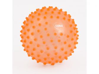 Senzorický míček oranžový