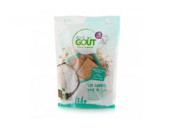 BIO Kokosové polštářky 50 g