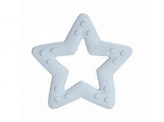 Baby Bitie kousátko Star Baby Blue