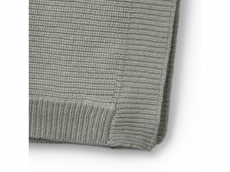 Vlněná deka Mineral Green 3