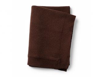 Vlněná deka Chocolate