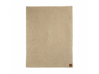 Vlněná deka Pure Khaki 2