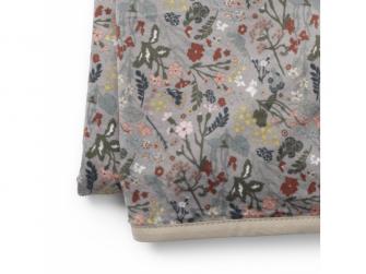 Sametová deka Vintage Flower 2