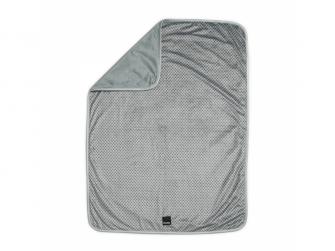 Sametová deka Turquoise Nouveau 2