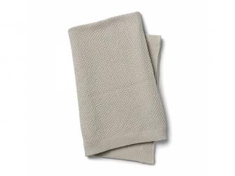 Vlněná deka Greige