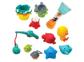 Sada hraček do koupele Splish and Splash
