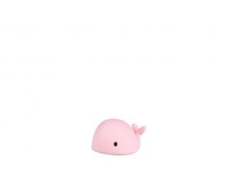 Noční světlo Moby Mini Pink