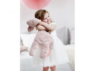 Mazlivá hračka Raffi velká - růžová 2
