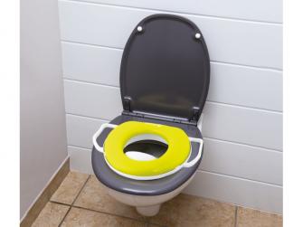 Dětské WC sedátko White and Lime 2