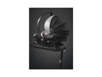 iZi Go Modular i-Size Midnight Black Mélange 01 autosedačka 40-75 cm 4