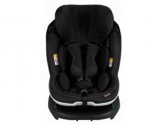 IZi Modular X1 i-Size Premium Car Interior Black, autosedačka 61-105 cm 2