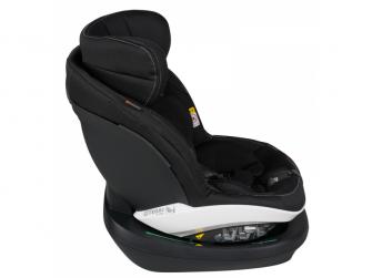 IZi Modular X1 i-Size Premium Car Interior Black, autosedačka 61-105 cm 3
