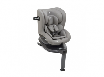 Autosedačka 40-105 cm i-Spin 360 grey flannel