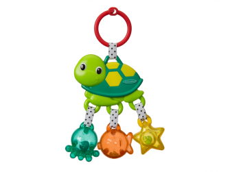Chrastítko mořská želva