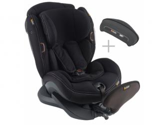 iZi Plus X1 premium car interior black 50 autosedačka 0-25 kg 2
