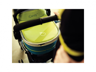 PEACH UPPER CARRYCOT SWEET PEAR 2