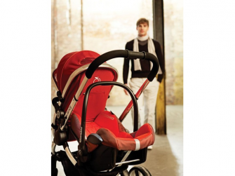PEACH MAIN CARRYCOT TOMATO 2