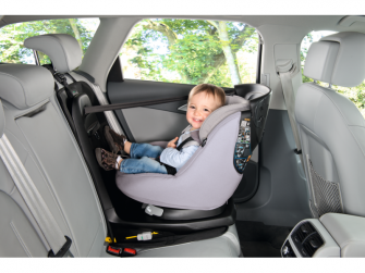 Ochrana sedadla pod autosedačku 3
