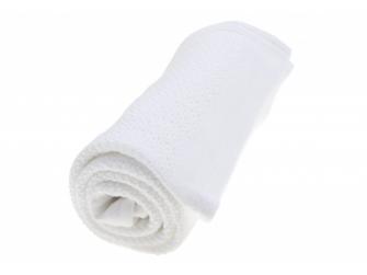Deka Soft Grid Organic Bright White