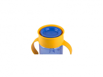 360 Booo hrníček na učení modrý 3