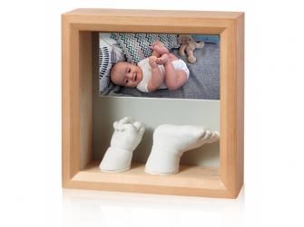 Rámeček Photo Sculpture Frame Honey