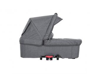 Viking/Double Viking hluboká korbička Lounge Grey