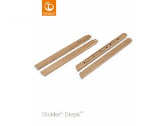 Nohy k židličce Steps™, dub - Natural