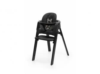 Polstrování baby k židličce Steps™ - Black 2