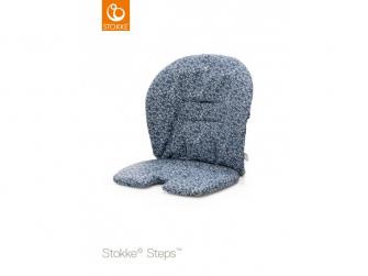 Polstrování baby k židličce Steps™ - Flower Garden (Organic Cotton)