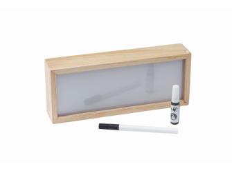 Light Box with imprint 2