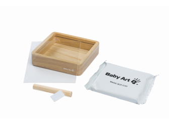 Magic Box Square Wooden 3