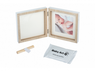 Square Frame Wooden 2