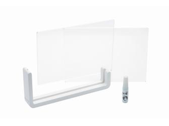 Transparent Frame Crystal 3