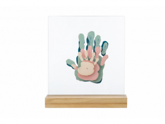 Family Prints Wooden 2