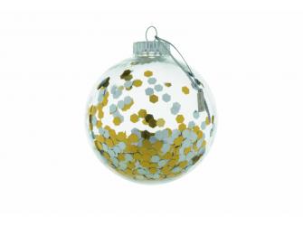 Vánoční koule My Christmas Fairy Transparent 2