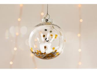 Vánoční koule My Christmas Fairy Transparent 4