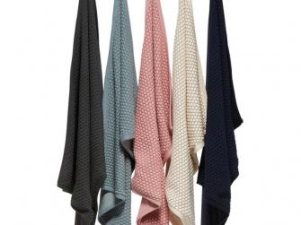 Essentials deka pletená | Blue 2