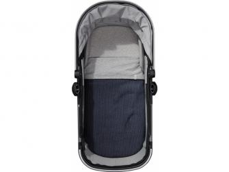 Essentials žebrovaná deka | Blue 2