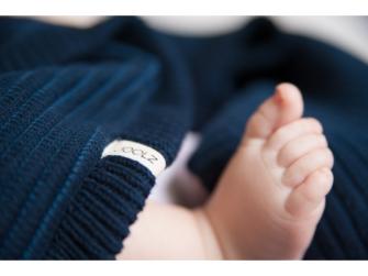 Essentials žebrovaná deka | Blue 3