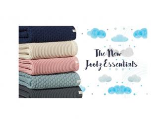 Essentials žebrovaná deka | Blue 4
