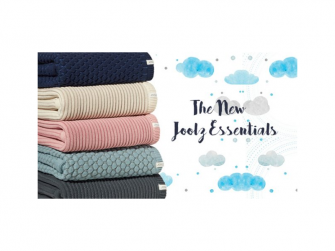 Essentials žebrovaná deka   Pink 3