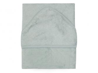 Osuška s kapucí 75 x 75 cm Sea Blue